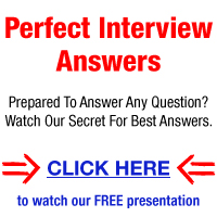 job interview questions and answers