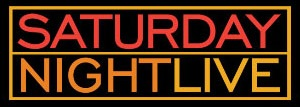 saturday night live logo